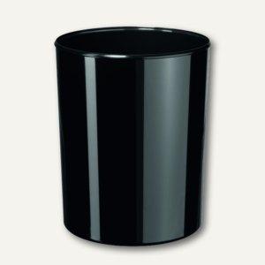 "HAN Papierkorb ""i-Line"", 13 Liter, hochglänzend, schwarz, 18130-13"