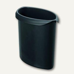 HAN Abfalleinsatz, 2 Liter, für Papierkörbe i-Line, schwarz, 1816-13