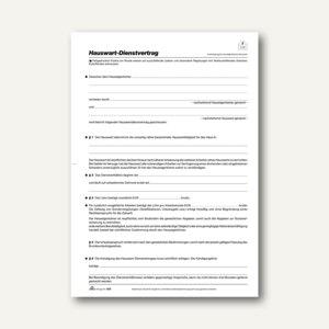 Hauswart-Dienstvertrag