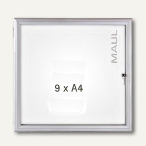 MAUL Schaukasten advanced, 9xDINA4, Außenbereich, 98.9x72.8 cm, 6973908