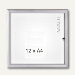 MAUL Schaukasten advanced, 12xDINA4, Außenbereich, 98.9x93.8 cm, 6974208