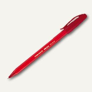 Paper Mate Kugelschreiber InkJoy 100, Strichstärke M, rot, 1 Stück, S0957140