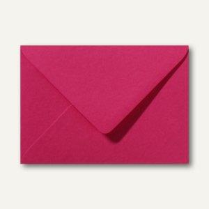 Farbige Briefumschläge 156 x 220 mm nassklebend ohne Fenster fuchsie 500St.