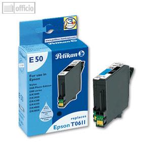 E50 InkJet-Patrone für Epson T061140