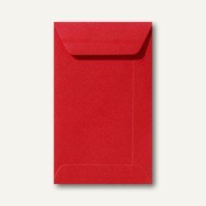 Farbige Briefumschläge 220 x 312 mm nassklebend ohne Fenster korallenrot 500St.