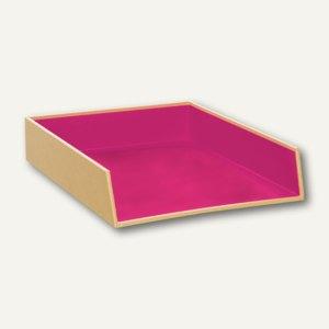 NATURE PINK Ablagekorb für A4