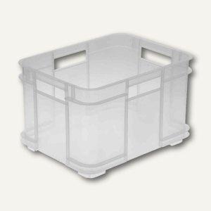 okt aufbewahrungsbox euro box xl 28 liter natur 1545300100000 b roartikel bei. Black Bedroom Furniture Sets. Home Design Ideas