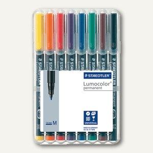 Lumocolor Universalstifte permanent 317 M