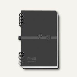 Adressbuch mit Spiralbindung DIN A6