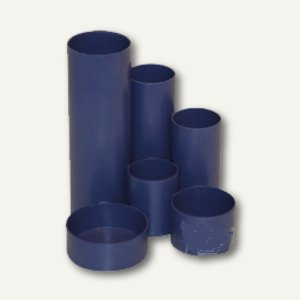 M&M Schreibtisch-Boy mit 6 Röhren, blau, 68500239