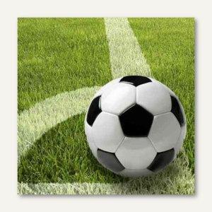 Dekorservietten Football