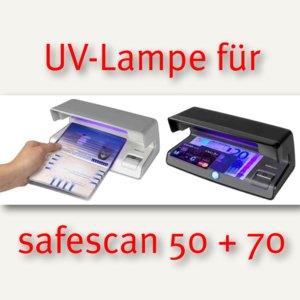 UV-Ersatzlampe für Geldscheinprüfgeräte Safescan 50 + 70