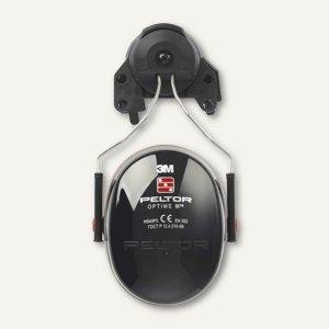 Optime III - Steckbefestigung für Helme mit 2 x 16 mm Schlitz