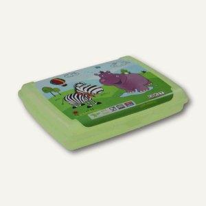 Brotdose DECO-Click-Box Midi Hippo