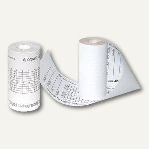 Thermopapierrolle f. digitale Fahrtenschreiber