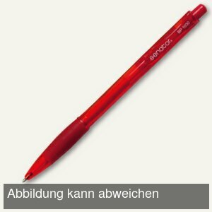 officio Kugelschreiber, Strichstärke: M, rot, S-064261V25003