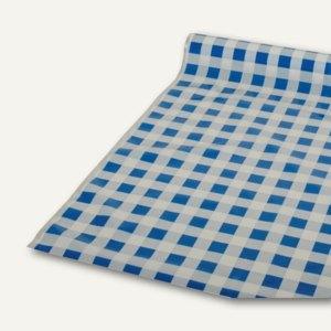 Tischdecke aus Folie