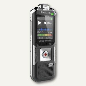 Audiorecorder DVT6000, 4 GB Speicher, anthrazit, DVT6000/00
