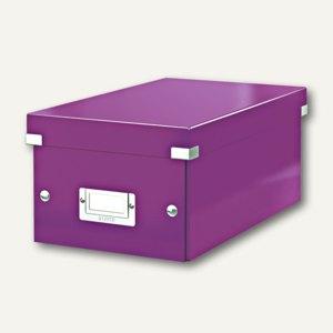DVD-Ablagebox Click & Store WOW