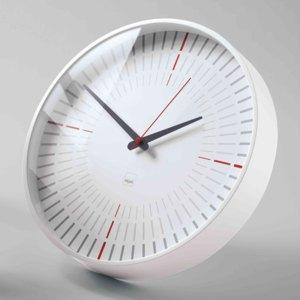 Design-Wanduhr artetempus cana