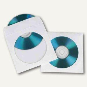 CD-/DVD Papiertasche mit Sichtfenster