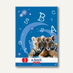 Arbeitsblock x.book DIN A4