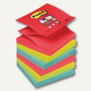 Super Sticky Z-Notes Jewel Pop Collection