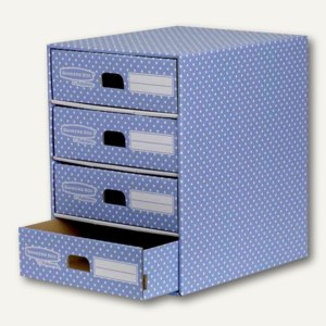 BANKERS BOX STYLE Archiv-Schubladenbox