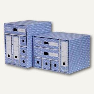 BANKERS BOX STYLE Schreibtisch-Organizer A4