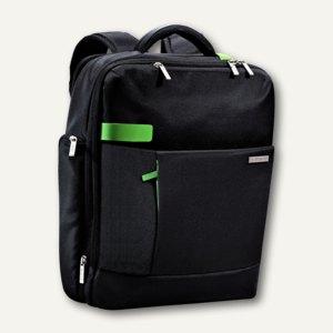 LEITZ Notebook-Rucksack Smart Traveller, 15.6 Zoll, schwarz, 6017-00-95