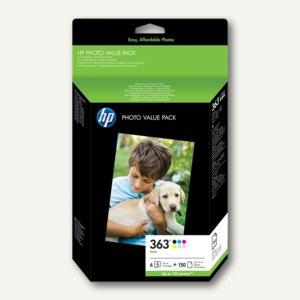 363 Serie Photo Value Pack + 150 Blatt 10 x 15 cm