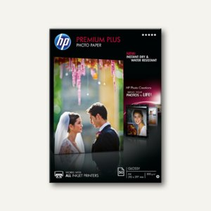 Fotopapier Premium Plus glänzend
