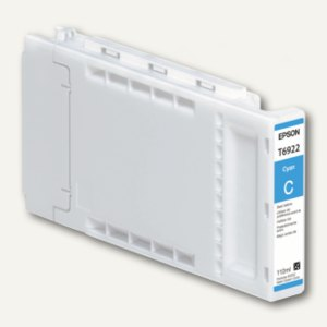 Tintenpatrone Singlepack UltraChrome XD T692200