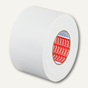 Gewebe-Klebeband 4651 Premium, 25 mm x 50 m, wetterfest, weiß, 04651-00510-00