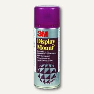 Sprühkleber Spraymount Display