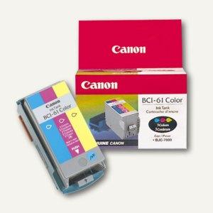 Tintenpatrone BCI-61 Color