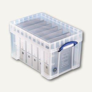 Aufbewahrungsbox 48 Liter XL für Vinyl-LPs