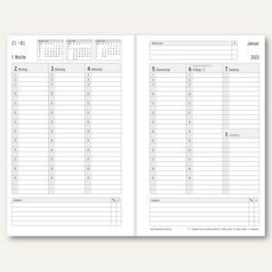 Chronobook Taschenkalender Business Edition Mini
