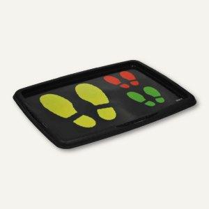 Schuhablage Footprints - (B)550 x (H)400 mm