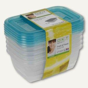 Frischhaltedosen-Set Fresh & Freeze - 0.50 Liter