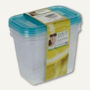 Frischhaltedosen-Set Fresh & Freeze - 1 Liter