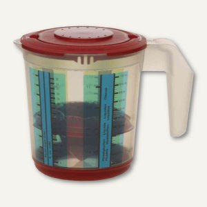 Messkannen-Set DELUXE - 1 Liter