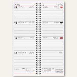 Wochenkalender - Hochformat 296 x 100 mm