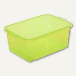 OKT Aufbewahrungswanne - (B)250 x (T)170 x (H)100 mm, PP, grün, 10130278000