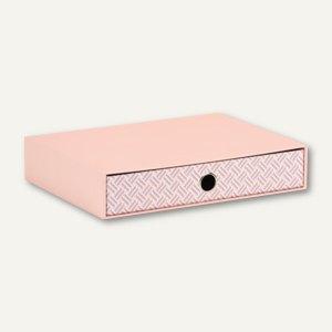 Twist - Apricot Schubladenbox für DIN A4