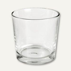 Deko-Glas für Stumpenkerzen