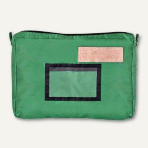 Banktasche mit Dehnfalte