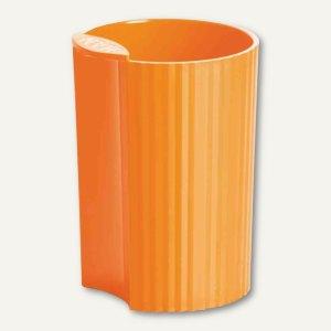 HAN Stifteköcher LOOP Trend Colour - 73x73x100 mm, Kunststoff, orange, 17220-51