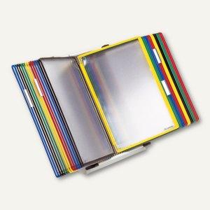 Tischsichttafelsystem Metall