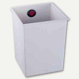 Papierkorb quadro - 16 Liter